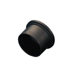 B 15/2,5/5 Krytka na  otvor 2,5mm černá