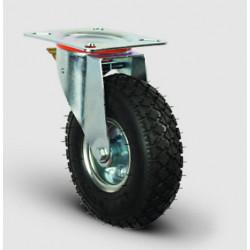 OKP-NB-G260 BR  Otočné nafukovací kolo s brzdou