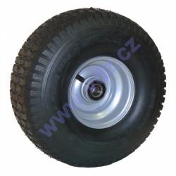NB 425x225  18x8,5-8  Samostatné nafukovací kolo na plechovém svařovaném disku