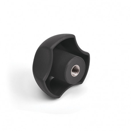 PYB 40/M8 - Ovládací element - černá