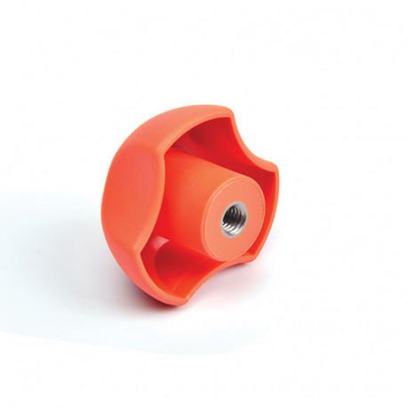 PYB 63/M10 - Ovládací element - oranžová