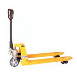 NV-MO-G 01 paletový vozík 2,5t na gumových kolech