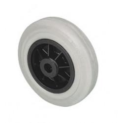 PGB 100A  Samostatné kolo s šedou gumovou obručí