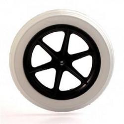 Kolo s nafukovací šedou pneumatikou RAPID 295
