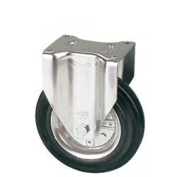 LNB 160/FI  Pevné kolo s černou obručí