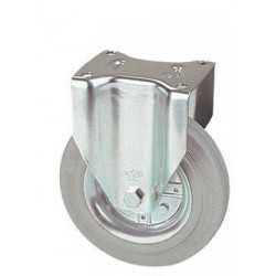 LGB 080/FI  Pevné kolo s šedou obručí