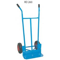 RD 260 Rudlík úzký - plná kola kuličkové ložisko