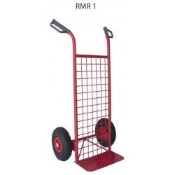 RMR 1 Rudlík s mřížkou - plná kola kluzné pouzdro