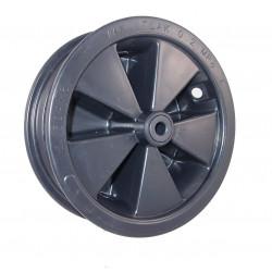 Disk kola samostatný plastový 400 KP (2,50-8)  na kluzné ložisko -12mm