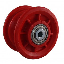Disk kola samostatný plastový 220-300 GL (2,10-4)  na kuličkové ložisko -12mm