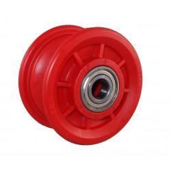 Disk kola samostatný plastový 220-300 GL (2,10-4)  na kuličkové ložisko -25mm