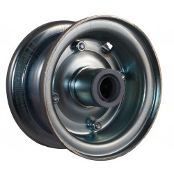 Disk kola samostatný plechový půlený 220-300 JLV pozink. (2,10-4 ) na jehlové ložisko-20mm