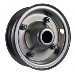 Disk kola samostatný plechový půlený 180-200 JLP pozink. na jehlové ložisko -20mm