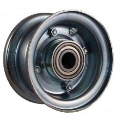 Disk kola samostatný plechový půlený 220-300 GLV pozink.(2,10-4 ) - kuličkový - 50x25mm