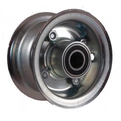 Disk kola samostatný plechový půlený 220-300 GLP pozink.(2,10-4 ) - kuličkový - 72x25mm