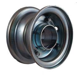 Disk kola samostatný plechový půlený 220-300 GLV pozink. (2,10-4 ) bez ložisek  50x47mm