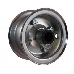 Disk kola samostatný plechový půlený 220-300 JLP pozink.(2,10-4 ) jehlové ložisko - 20mm