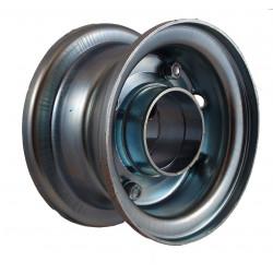 Disk kola samostatný plechový půlený 220-300 GLV pozink. (2,10-4 ) bez ložisek  90x47mm