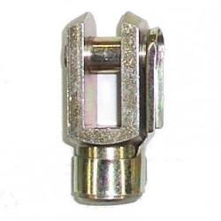Vidlice s čepem  8x16-M10x1,25