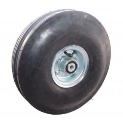 Nafukovací kolo na půleném pozinkovaném disku NB 300 GLP-B1-zemědělský -72x15mm