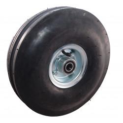 Nafukovací kolo na půleném pozinkovaném disku NB 300 GLP-B1-zemědělský -72x20mm