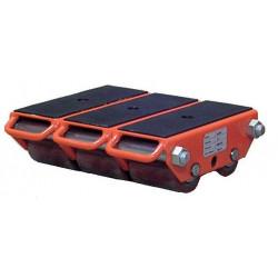 Transportní stěhovací plošina  6t - polyuretanová kola