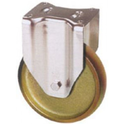 GBK 125/FI  Pevné kolo ocelolitinové