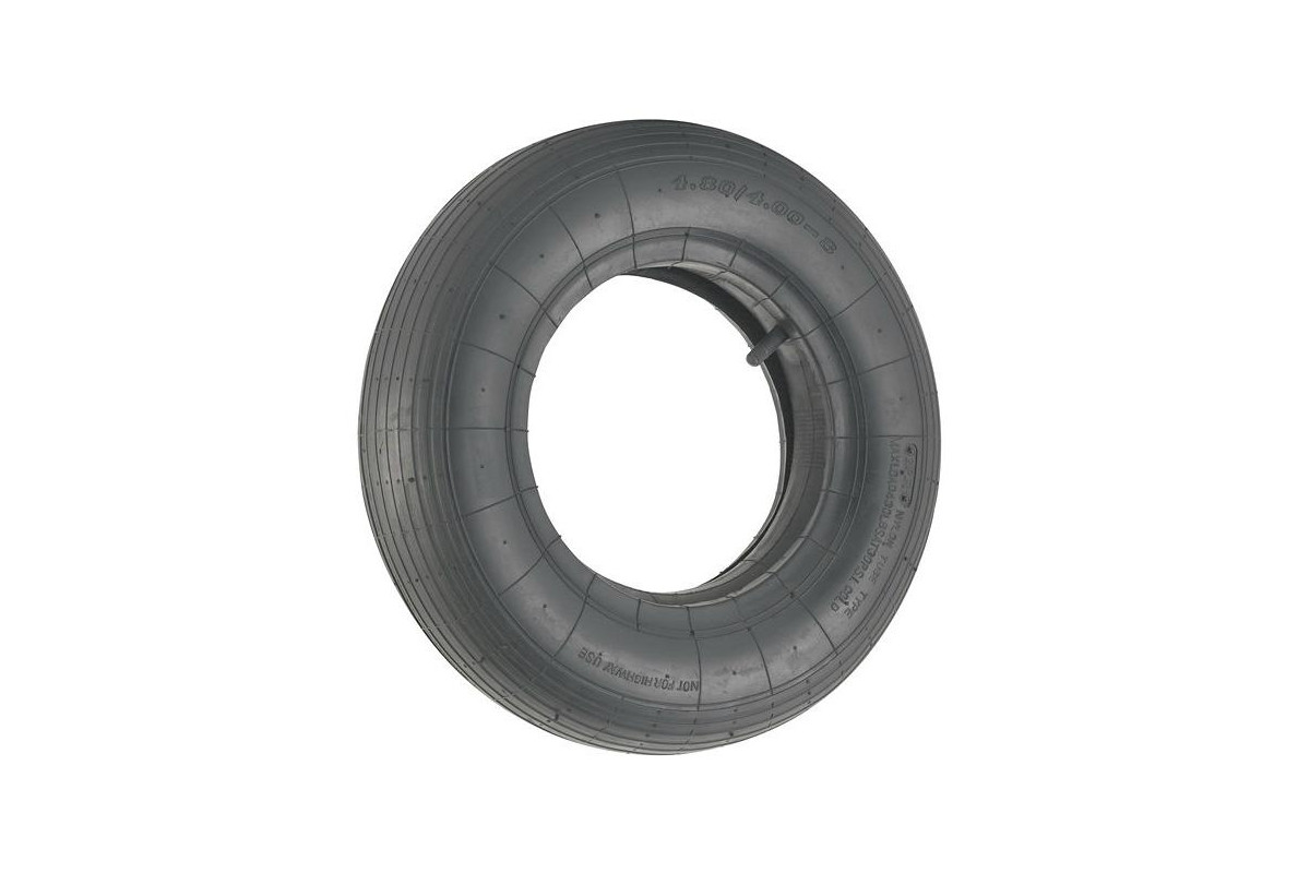 Sada duše+pneu PR. 400 MM 4,00 - 8,00 2PR - Kut