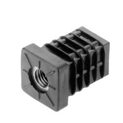 PRE 30x30 - M8  Ucpávka do jäcklu s vnitřním závitem