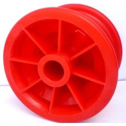 Disk kola samostatný plastový 260 KP (2,10-4)  na kluzné ložisko