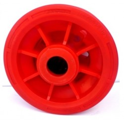 Disk kola samostatný plastový 260 JL (2,10-4)  na jehlové ložisko