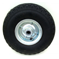 NB 300 JLV  Samostatné nafukovací kolo na pozinkovaném děleném disku