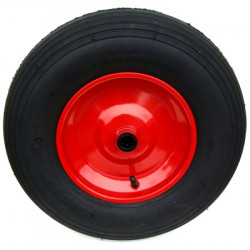 NB 350 JL   Samostatné nafukovací kolo na plechovém barveném disku
