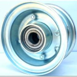 LPK 260-47  Samostatný dělený pozinkovaný disk včetně šroubů bez ložisek