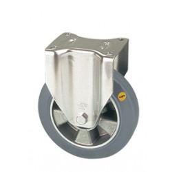 ZNT 125/FM  Pevné kolo s šedou antistatickou obručí