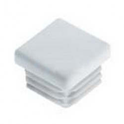 ILQ 30/1-2,5 Záslepka do Jäcklu čtvercová  30x30 bílá