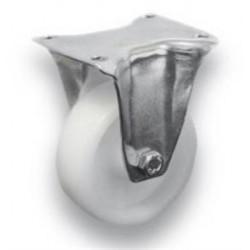 EPA 100/FLP - 860100   Pevné polypropylenové kolo bílé