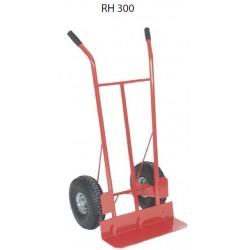 RHG300 Rudlík s kuličkovými ložisky se svařovyným diskem