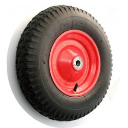 NB 400 GLP-svař  25  Samostatné nafukovací kolo na plechovém barveném disku