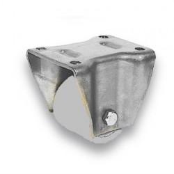 CAZ 082/FH Pevné kolo z hliníkové slitiny