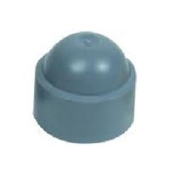 TPD17-M10 Krytka na matice šedá